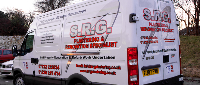SRG Renovations, Barnsley