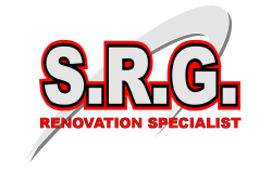 SRG Renovations Logo
